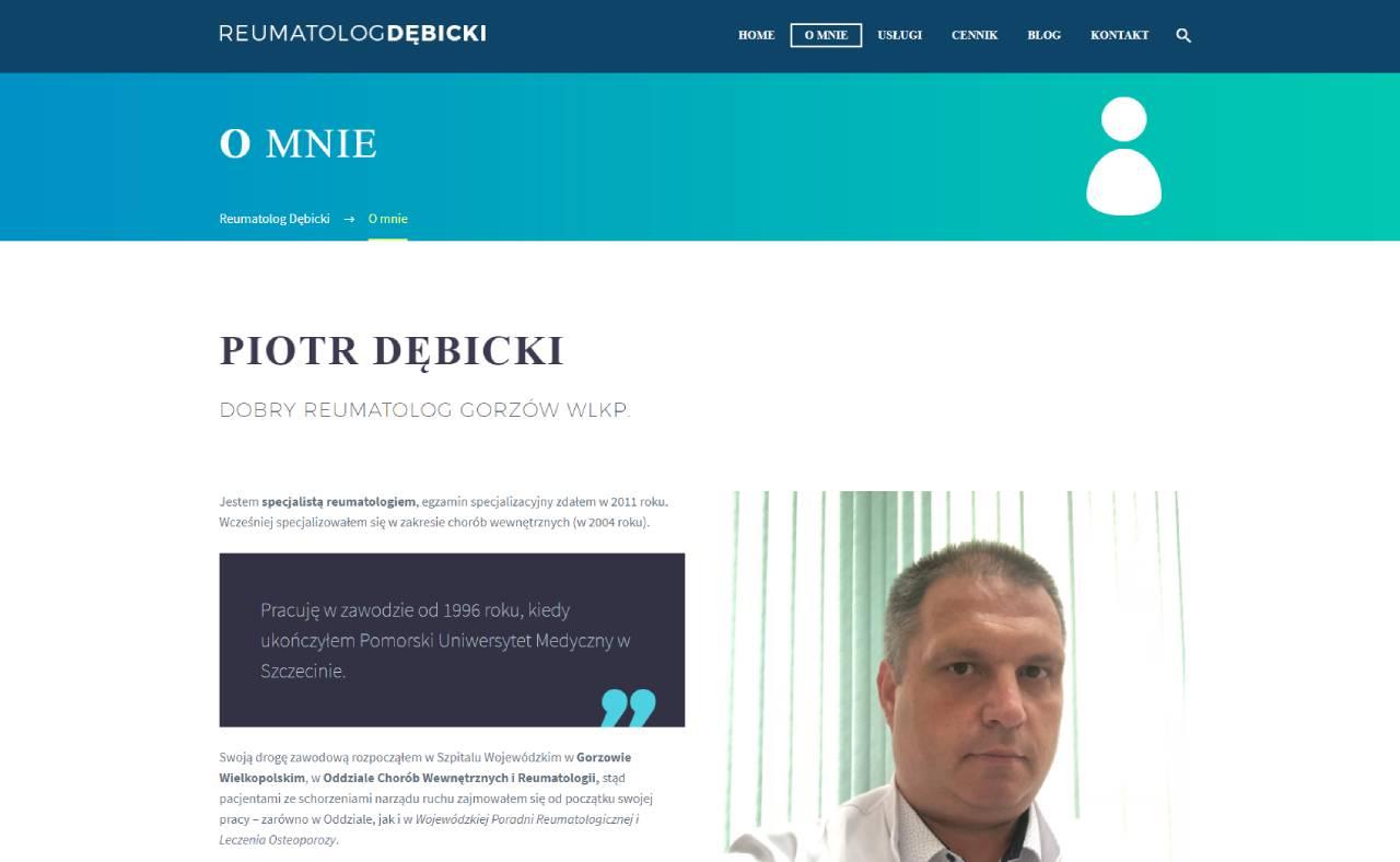 Roan24 Reumatolog Debicki.pl Maidir liomsa