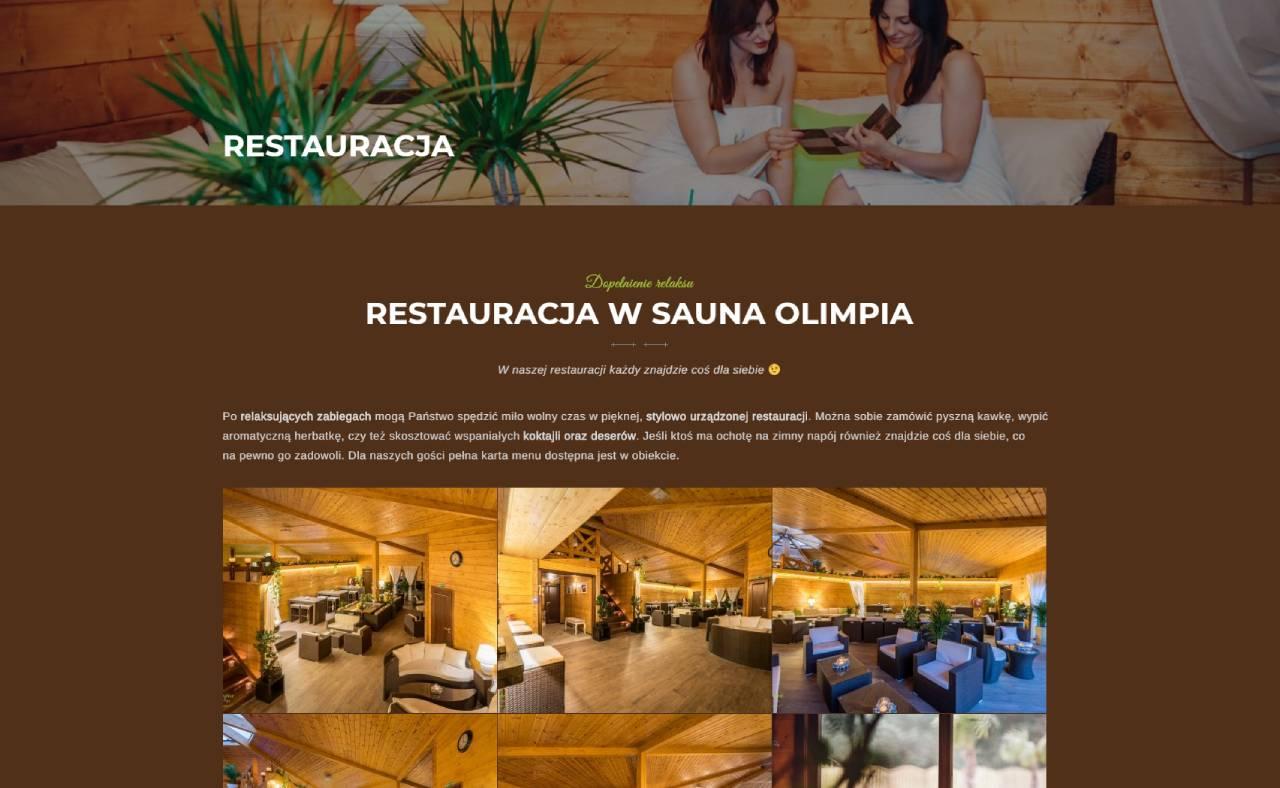 ROAN24 Sauna Olimpia Suíomh Gréasáin an Bhialann